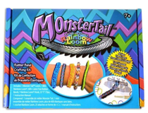 Imaginea Monster Tail Rainbow Loom