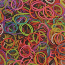Imaginea Elastice Rainbow Loom - Standard Mix-600 buc
