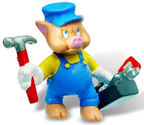 Imaginea Little Pigs Mechanic