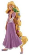 Imaginea Rapunzel cu flori