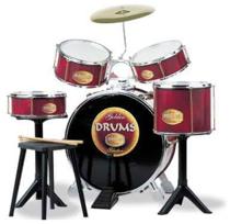 Imaginea Baterie, Set tobe Golden Drums