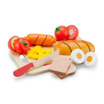 Imaginea Platou cu diferite alimente