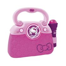 Imaginea Geanta cu microfon si amplificator Hello Kitty NEW