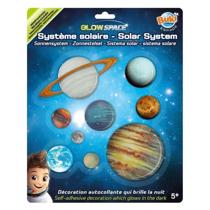 Imaginea Decoratiuni de perete fosforescente - Sistemul Solar