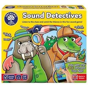 Picture of Joc educativ Sunetul Detectivilor SOUND DETECTIVES