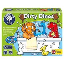 Imaginea Joc educativ Dinozauri Murdari DIRTY DINOS