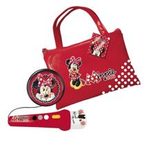 Imaginea Geanta cu microfon si amplificator Minnie Mouse