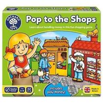 Imaginea Joc educativ La cumparaturi POP TO THE SHOPS