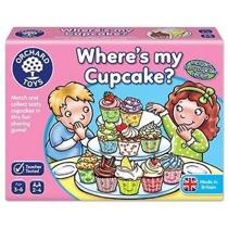 Imaginea Joc educativ in limba engleza Briosa WHERE'S MY CUPCAKE?