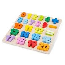 Imaginea Puzzle Numere