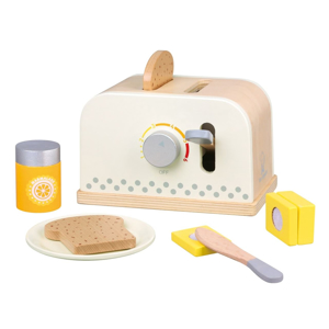 Picture of Set toaster - Alb