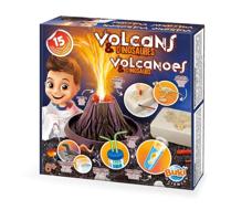 Imaginea Vulcani si Dinozauri