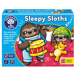 Picture of Joc educativ Lenesii somnorosi SLEEPY SLOTHS